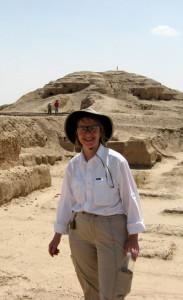Laurie Rush, una arqueóloga en pie de guerra