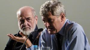 Pas de deux: Michelangelo Pistoletto & Alain Elkann