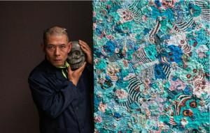 """Zhang Huan: """"El arte es mi fe"""""""