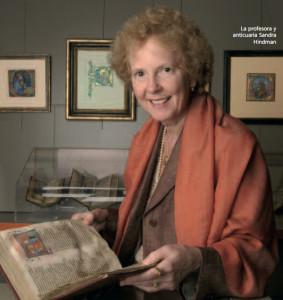 Sandra Hindman: La dama de los anillos