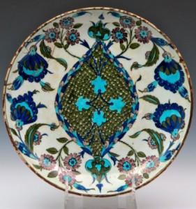 Iznik: La porcelana de los sultanes