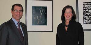La colección de los embajadores Alan y Susan Solomont
