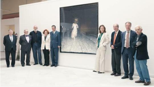 Jurado Premio BMW Pintura