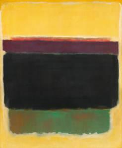 Rothko, vacío e infinito