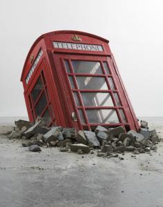 La broma de Banksy