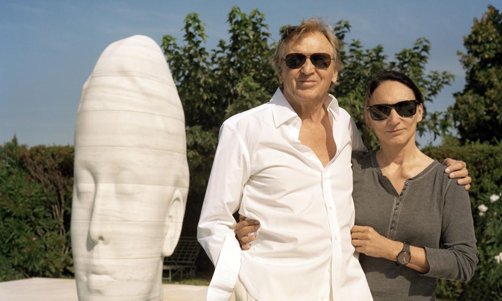 Wolfgang y Anne Titze