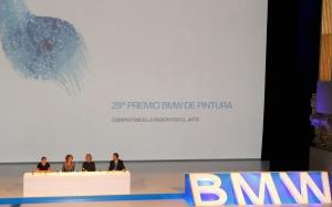 La Reina Sofía entrega los Premios BMW de Pintura
