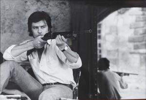 Alain Delon, las armas de un seductor