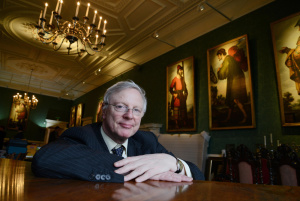 Jonathan Ruffer, un embajador para el arte español