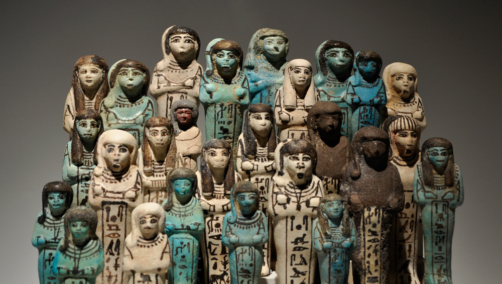 Ushebtis Antiguo Egipto