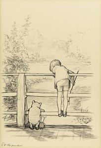 Winnie the Pooh, a subasta