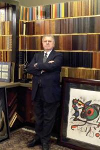 Ramón Córdoba de Dalmases. Enmarcando la vida
