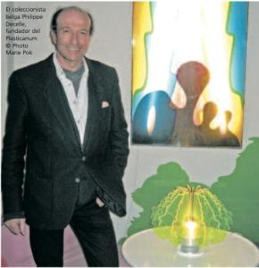 Plasticarium, la utopía de Philippe Decelle