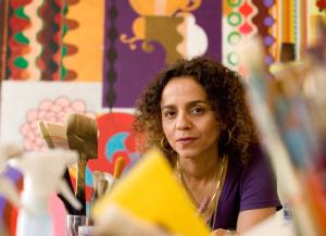 Beatriz Milhazes, arcoiris carioca