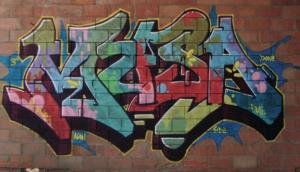 Graffiti. De las calles a las galerías