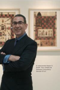 Nasser David Khalili. El embajador cultural del Islam
