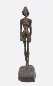 Giacometti, el hombre que mira