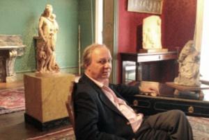 "Patrice Bellanger: ""La cultura grecolatina tiene un futuro prometedor"""