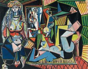 El envite de Picasso