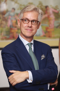Ben Janssens, embajador de Oriente