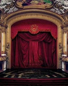David Leventi fotografía míticos teatros de ópera