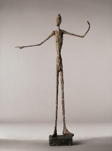 Giacometti pulveriza el record de escultura