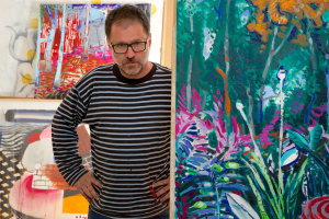 Abraham Lacalle: Pintor de batallas