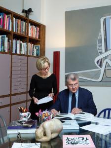 Entrevista con Daniel y Florence Guerlain
