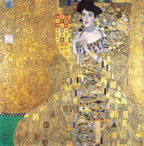 La dama de oro de Klimt