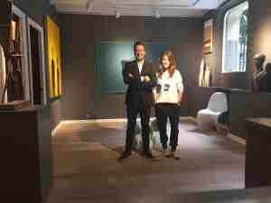 Abre la galería Zielinsky Contemporary Art