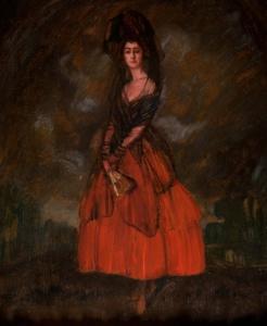 La Duquesa de Alba vista por Zuloaga