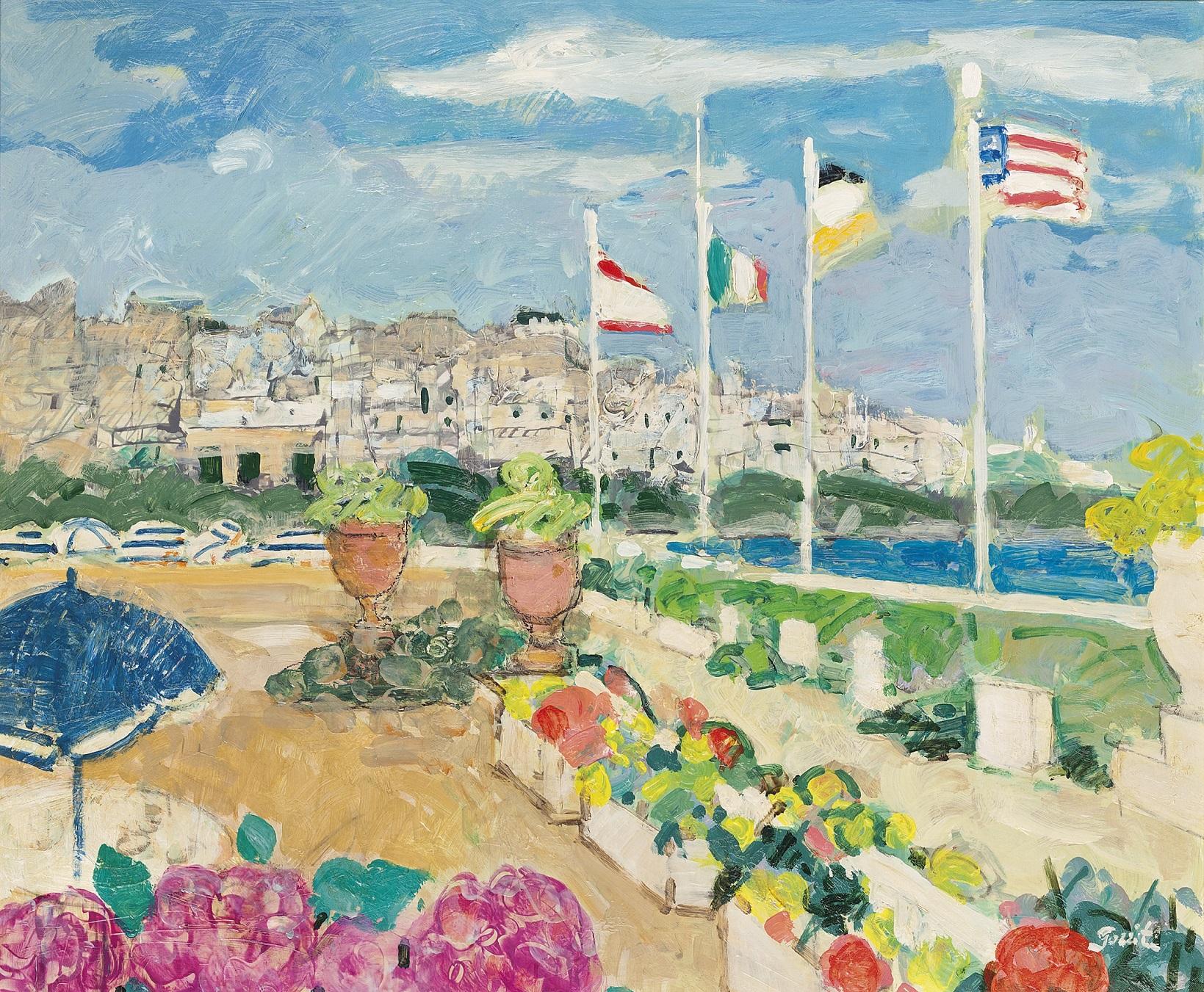Gilles Gorriti, Biarritz