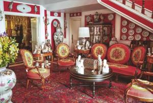 La Colección Conde de porcelana china