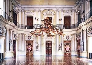 Jeff Koons, invitado de la Bienal de Anticuarios de Florencia