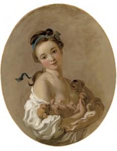 Libertino y galante – Musée du Luxembourg, París. Hasta el 24 de enero