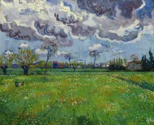 Van Gogh: asaltar los cielos