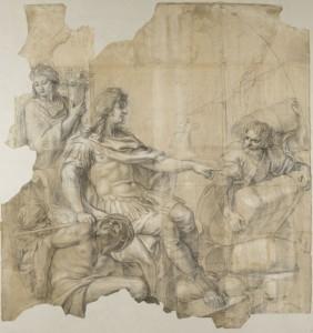 Dibujar Versalles – CaixaForum, Barcelona. Hasta el 14 de febrero