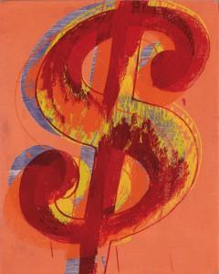 Miguel Bosé vende su Warhol