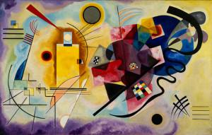 Kandinsky: artista, esteta y nómada