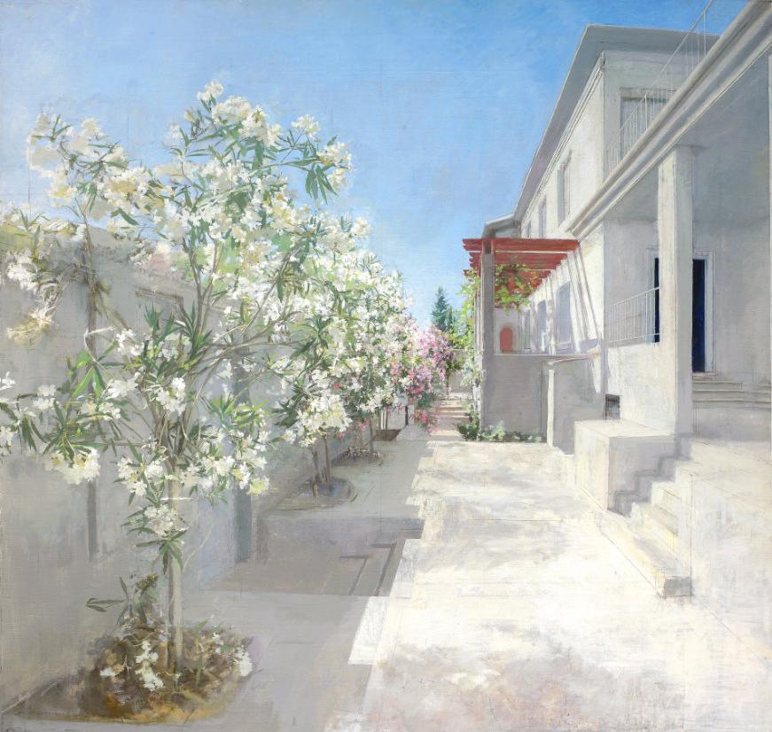María Moreno, Jardín de Poniente 3