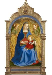 """El Prado compra a los Alba """"La Virgen de la Granada"""" de Fra Angelico"""