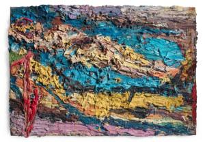 Auerbach: el pintor y la modelo