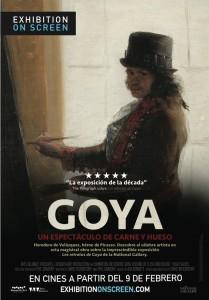 Goya en la gran pantalla