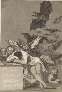 Estampas de Goya, Warhol y Bonnard en Christie's