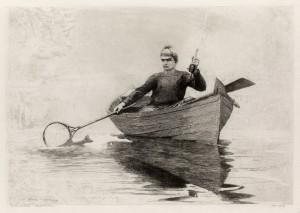 Winslow Homer lidera la subasta de grabados en Swann Galleries