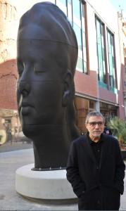 Jaume Plensa invitado del Palau de la Música