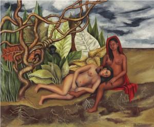 Christie's corona a Frida Kahlo
