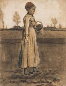 Un joven Van Gogh a subasta
