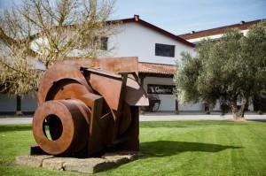 Anthony Caro- Bodega CVNE, Haro (La Rioja). Hasta el 16 de octubre