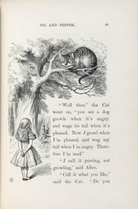 La Alicia maldita de Lewis Carroll